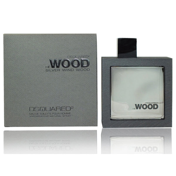 He Wood Silver Wind Wood by D Squared2 - Luxury Perfumes Inc. -