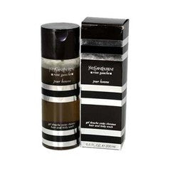Rive Gauche Pour Homme Shower Gel by Yves Saint Laurent - Luxury Perfumes Inc. -