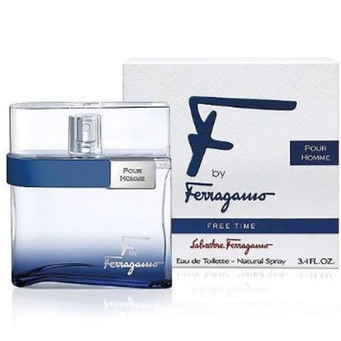 F by Ferragamo Free Time by Salvatore Ferragamo - Luxury Perfumes Inc. -