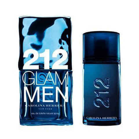 212 Men Glam by Carolina Herrera - Luxury Perfumes Inc. -