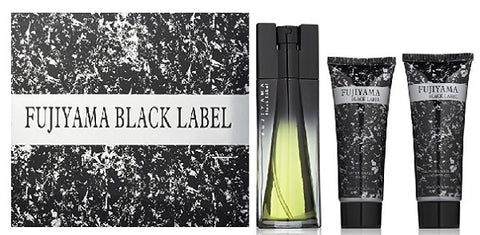 Fujiyama Black Label Gift Set by Success De Paris