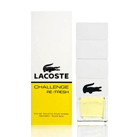 Challenge ReFresh by Lacoste - Luxury Perfumes Inc. -