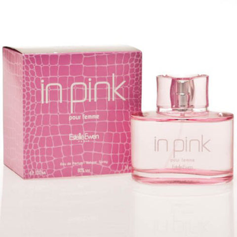 Estelle Ewen In Pink by Estelle Ewen - Luxury Perfumes Inc. -