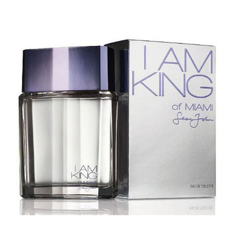 I am King of Miami by Sean John - Luxury Perfumes Inc. -