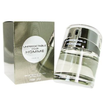 Unpredictable Pour Homme by Glenn Perri - Luxury Perfumes Inc. -
