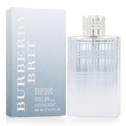 Brit Summer by Burberry - Luxury Perfumes Inc. -