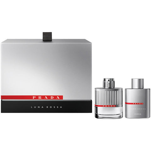 Luna Rossa Gift Set by Prada - Luxury Perfumes Inc. -
