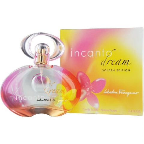 Incanto Dream (Gold Edition) by Salvatore Ferragamo