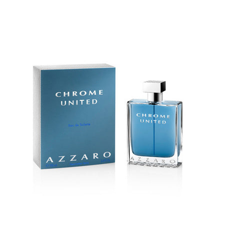 Chrome United by Azzaro - Luxury Perfumes Inc. -