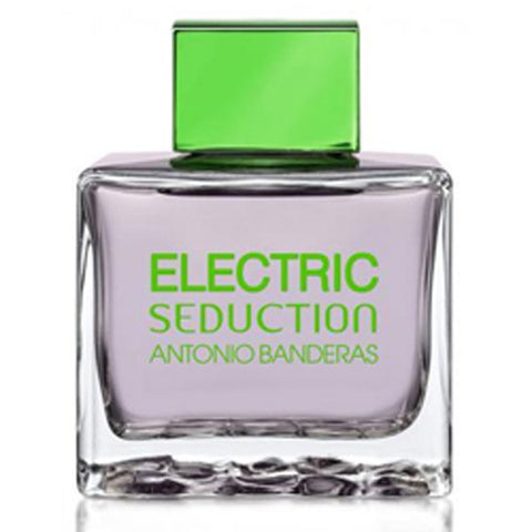 Electric Black Seduction by Antonio Banderas - Luxury Perfumes Inc. -