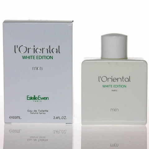 L'Oriental White Edition by Estelle Ewen - Luxury Perfumes Inc. -