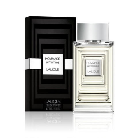 Hommage a L'Homme by Lalique - Luxury Perfumes Inc. -