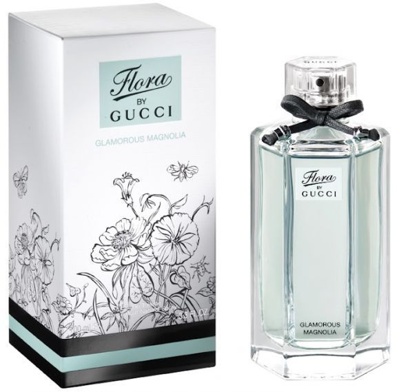 Flora Glamorous Magnolia by Gucci - Luxury Perfumes Inc. -