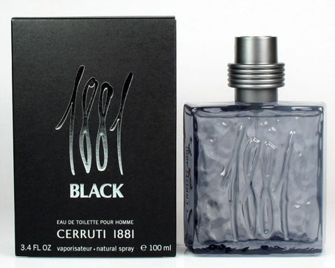 1881 Black by Nino Cerruti - Luxury Perfumes Inc. -