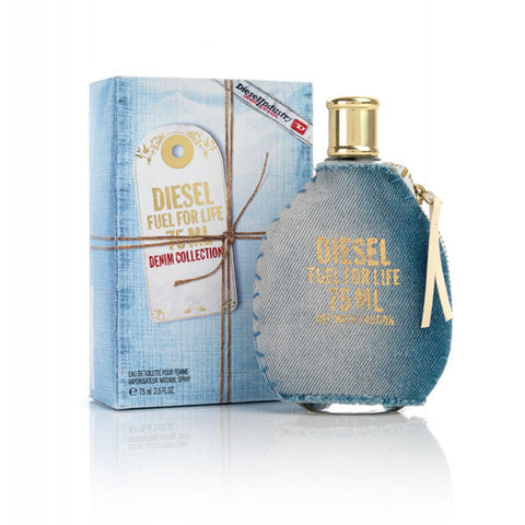Fuel for Life Denim Collection Homme by Diesel - Luxury Perfumes Inc. -