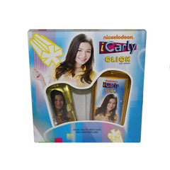 Kids ICarly Click Gift Set by Nickelodeon - Luxury Perfumes Inc. -