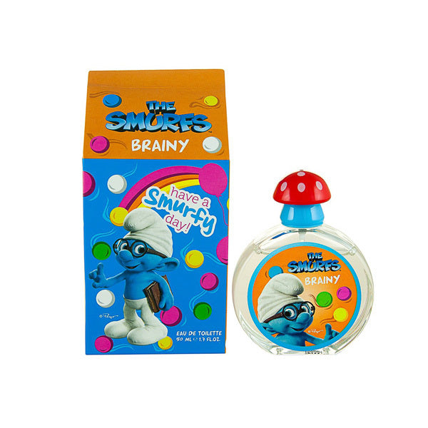 Kids The Smurfs Brainy by The Smurfs - Luxury Perfumes Inc. -