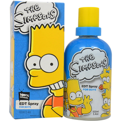 Kids The Simpsons by Air Val International - Luxury Perfumes Inc. -