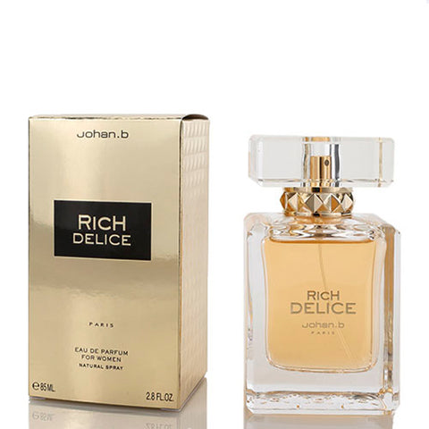 Rich Delice by Johan B - Luxury Perfumes Inc. -