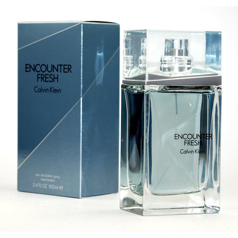 Encounter Fresh by Calvin Klein - Luxury Perfumes Inc. -