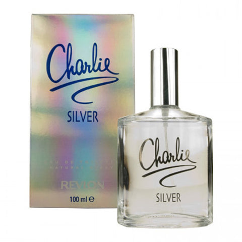 Charlie Silver by Revlon - Luxury Perfumes Inc. -