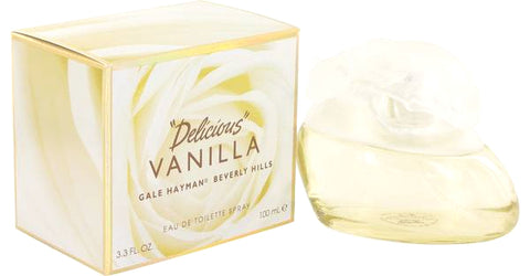 Delicious Vanilla by Gale Hayman - Luxury Perfumes Inc. -