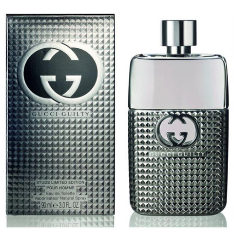Guilty Studs Pour Homme by Gucci - Luxury Perfumes Inc. -