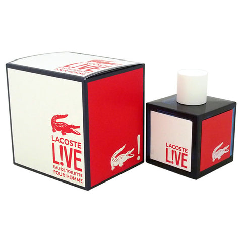 Lacoste Live by Lacoste - Luxury Perfumes Inc. -