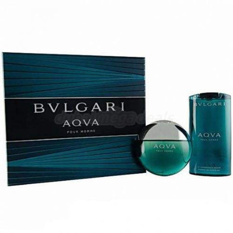 Aqva Gift Set by Bvlgari - Luxury Perfumes Inc. -