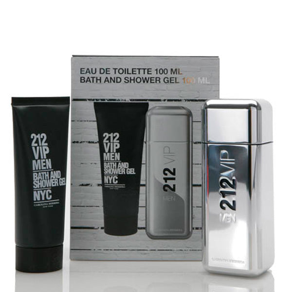 212 VIP Men Gift Set by Carolina Herrera - Luxury Perfumes Inc. -