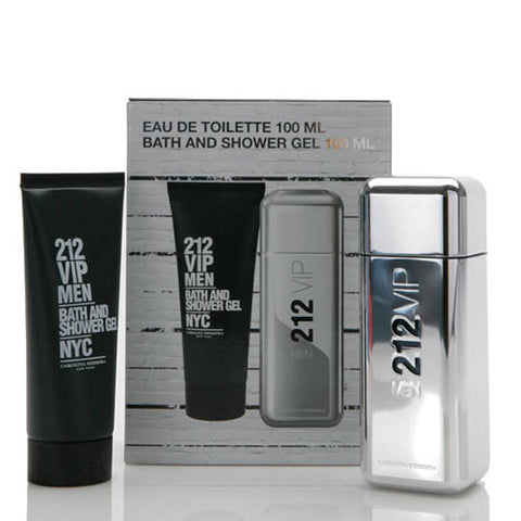 212 VIP Men Gift Set by Carolina Herrera