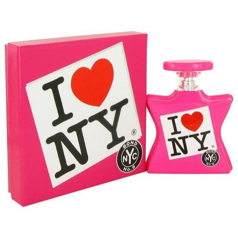 I Love NY for Her by Bond No. 9 - Luxury Perfumes Inc. -