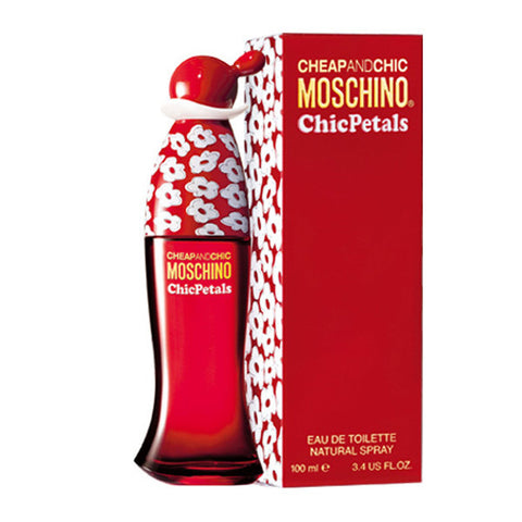 Chicpetals by Moschino - Luxury Perfumes Inc. -