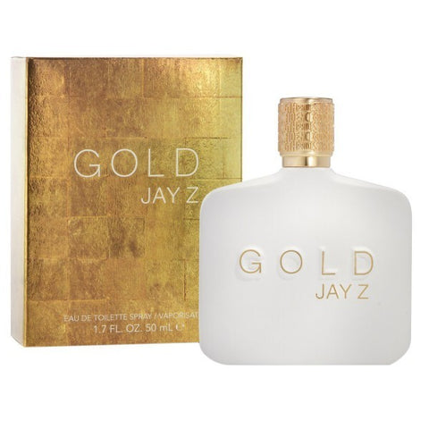 Gold Jay Z by Jay Z - Luxury Perfumes Inc. -