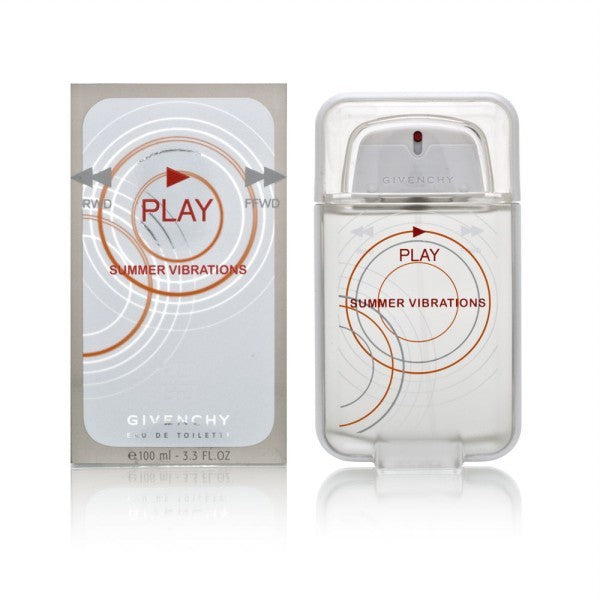 Play Summer Vibrations by Givenchy - Luxury Perfumes Inc. -