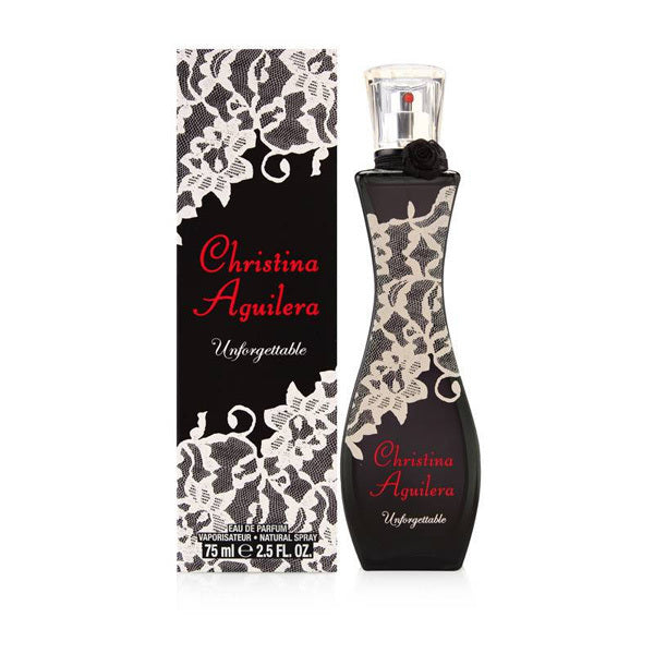 Unforgettable by Christina Aguilera - Luxury Perfumes Inc. -