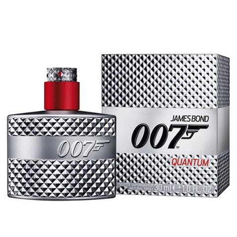 James Bond 007 Quantum by Eon Productions - Luxury Perfumes Inc. -