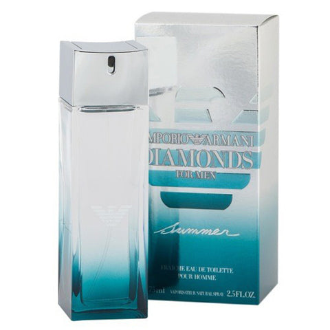Emporio Armani Diamonds Summer by Giorgio Armani - Luxury Perfumes Inc. -