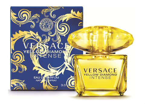 Yellow Diamond Intense by Versace - Luxury Perfumes Inc. -