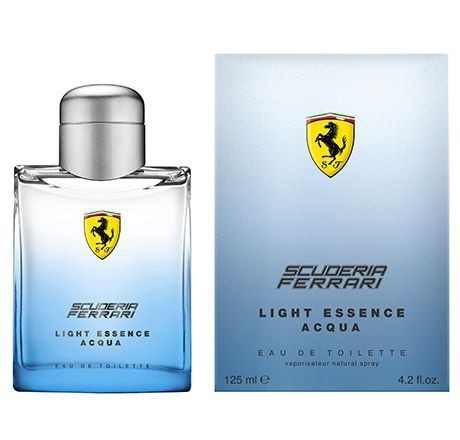 Ferrari Scuderia Light Essence Acqua by Ferrari - Luxury Perfumes Inc. -