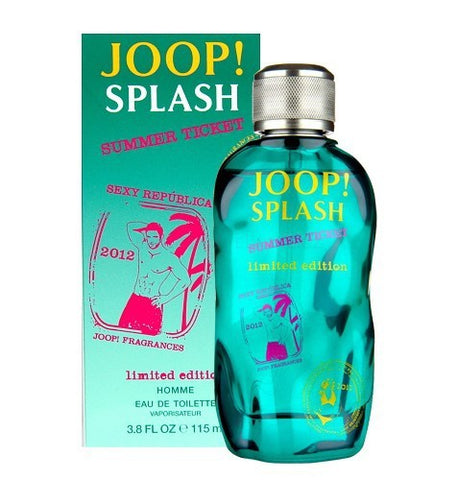 Joop! Splash Summer Ticket by Joop! - Luxury Perfumes Inc. -
