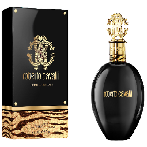 Nero Assoluto by Roberto Cavalli - Luxury Perfumes Inc. -