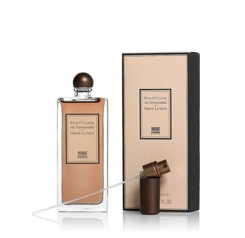 Five O'Clock Au Gingembre by Serge Lutens - Luxury Perfumes Inc. -