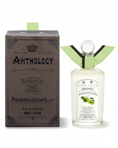 Anthology Extract of Limes by Penhaligon's - Luxury Perfumes Inc. -