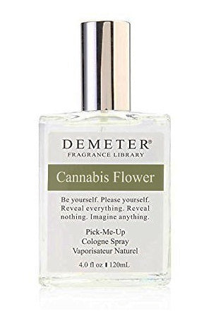 Cannabis Flower by Demeter