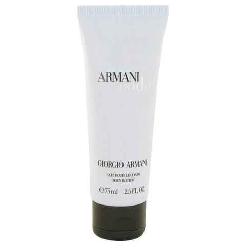 Armani Code Body Lotion by Giorgio Armani - Luxury Perfumes Inc. -