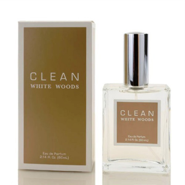 Clean White Woods by Clean