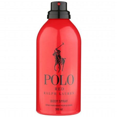 Polo Red Body Spray by Ralph Lauren - Luxury Perfumes Inc. -
