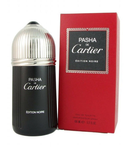 Pasha De Cartier Edition Noire by Cartier - Luxury Perfumes Inc. -