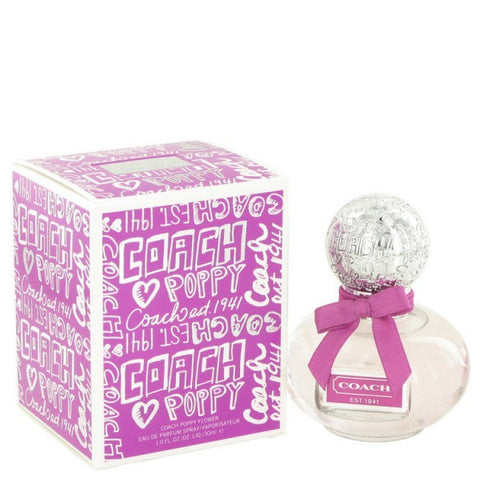 Poppy Flower by Coach - Luxury Perfumes Inc. -